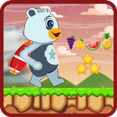 Teddy Bear Adventure Run icon