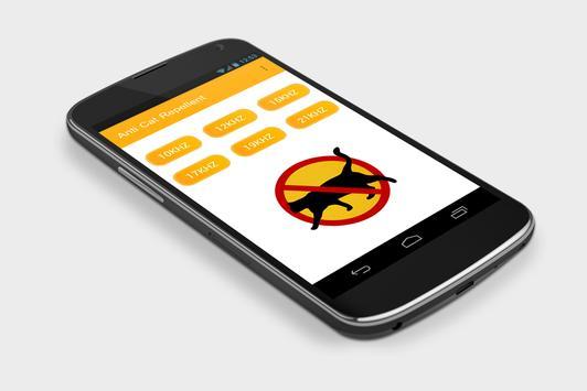 Anti Cat Repellent NEW screenshot 3