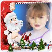 Christmas Photo Frames For Pictures 2018 icon