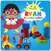 Ryan Playing with Toys icon