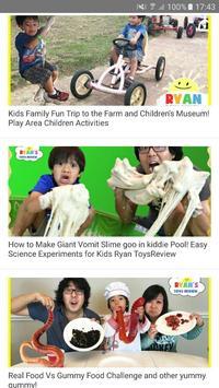 Ryan Playing with Toys screenshot 1