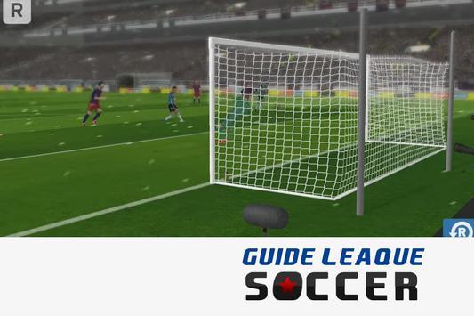 Guide Dream League Soccer apk screenshot