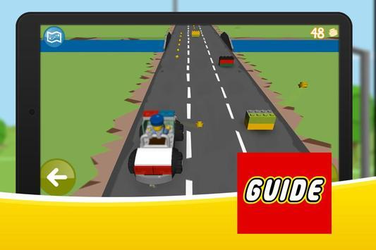 Guide Lego Juniors CC poster