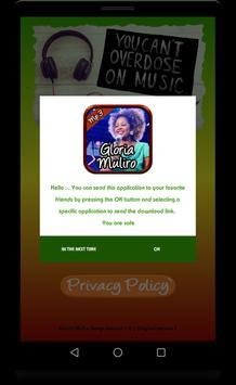Gloria Muliro Songs - MP3 screenshot 1
