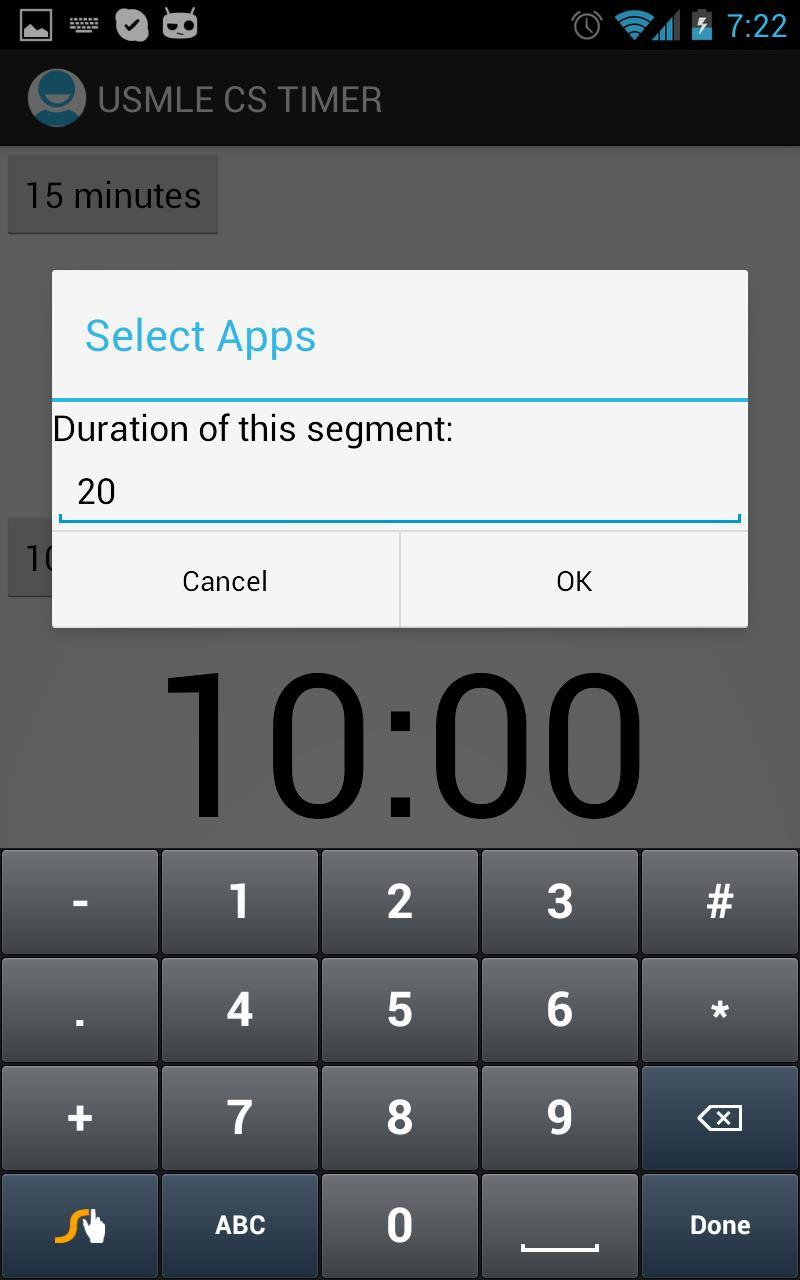 USMLE CS timer for Android - APK Download