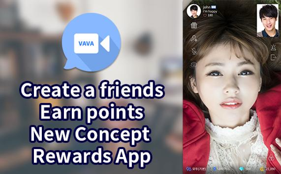 Free video chat - vava poster