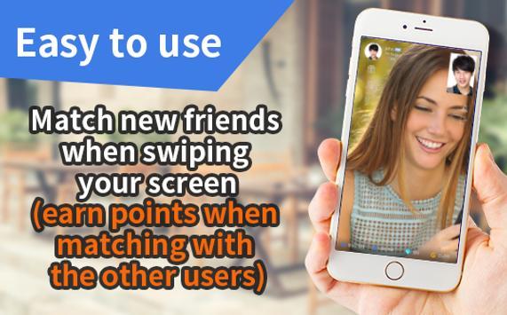 Random Video Chat - TalkTalkCam poster
