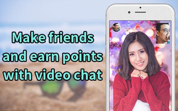 random video chat, video chat - hi cam screenshot 1