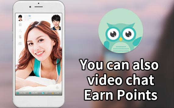 look at me - random video chat poster