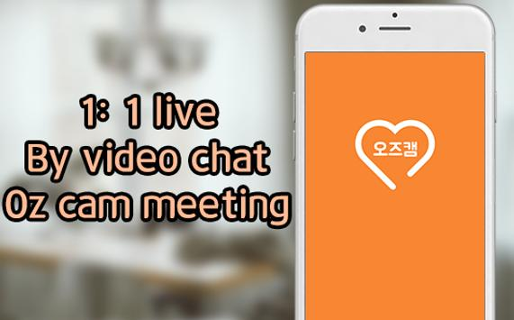 Video chat - Oz Cam poster