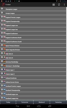 Football Predictions Forebet screenshot 11