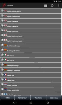 Football Predictions Forebet screenshot 16
