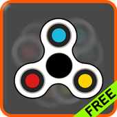 Fidget Spinner Switch- The Floor is Lava icon