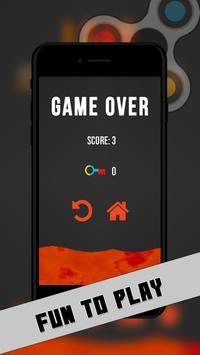 Fidget Spinner Switch- The Floor is Lava apk screenshot
