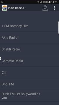 India Radios screenshot 2