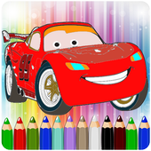 How To Draw Mcqueen Cars icon