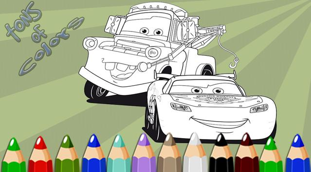 How To Draw Mcqueen Cars screenshot 3