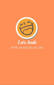 Let's Smile poster