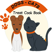Cats Dogs Treat CookBook icon