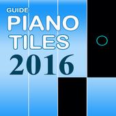 Piano Tiles Guide 2016 icon