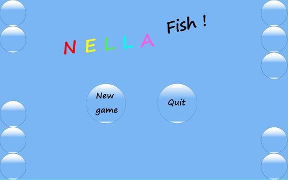Nella Fish poster