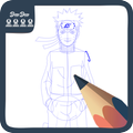 How Draw Naruto