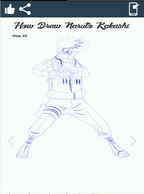 How Draw Naruto For Android Apk Download