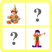 Joker Memory Game icon