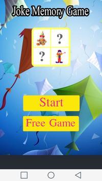 Joker Memory Game screenshot 6