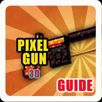Guide For Pixel Gun 3D poster