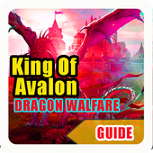 Guide King Of Avalon Dragon icon