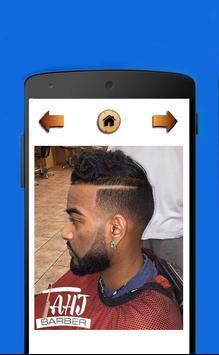 Black Men Hairstyles 2018 screenshot 2
