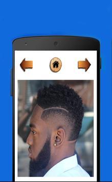 Black Men Hairstyles 2018 screenshot 3