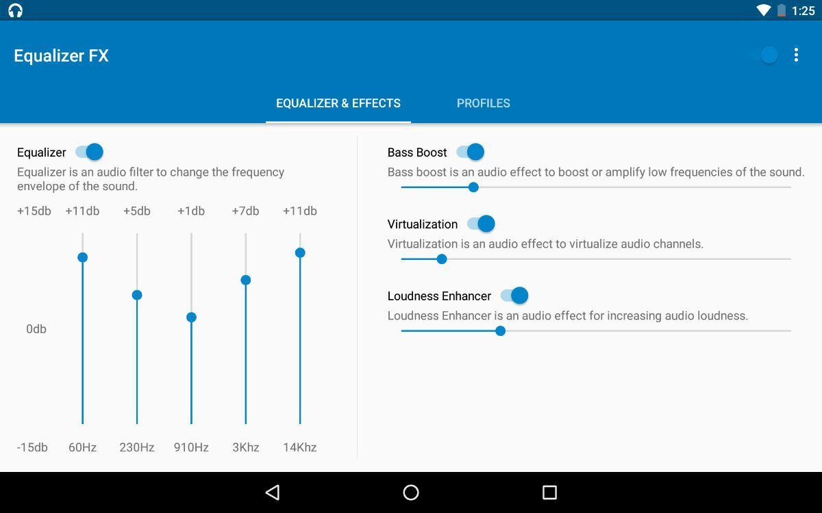 Equalizer FX for Android - APK Download