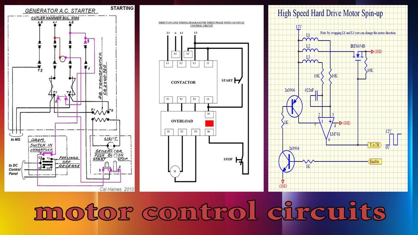 Motor Control Circuits For Android Apk Download Wiring Schematics Poster