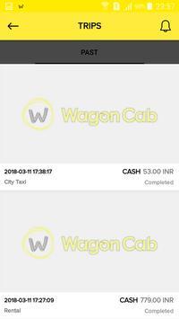 Wagon Cab screenshot 2