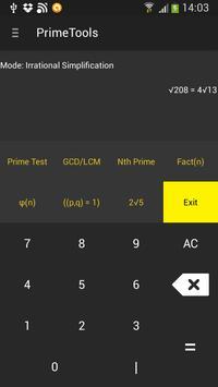 Prime Number Tools screenshot 3