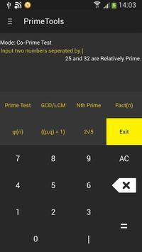 Prime Number Tools screenshot 4