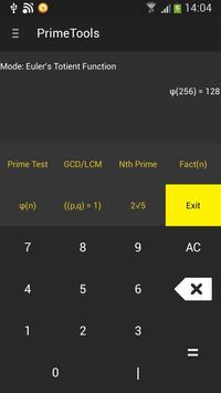 Prime Number Tools screenshot 5