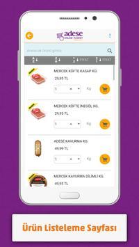 Adese Online Market screenshot 2
