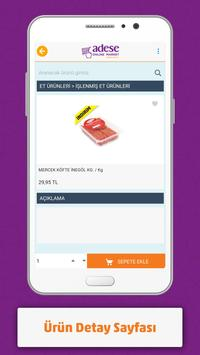 Adese Online Market screenshot 3