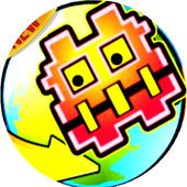 Geometry Crash Rash icon