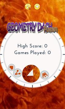Geometry Crash Rash poster