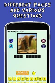 Guess Oscar Oasis Quiz Trivia poster