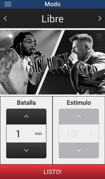 Rap Battle (Batalla de gallos) Cartaz