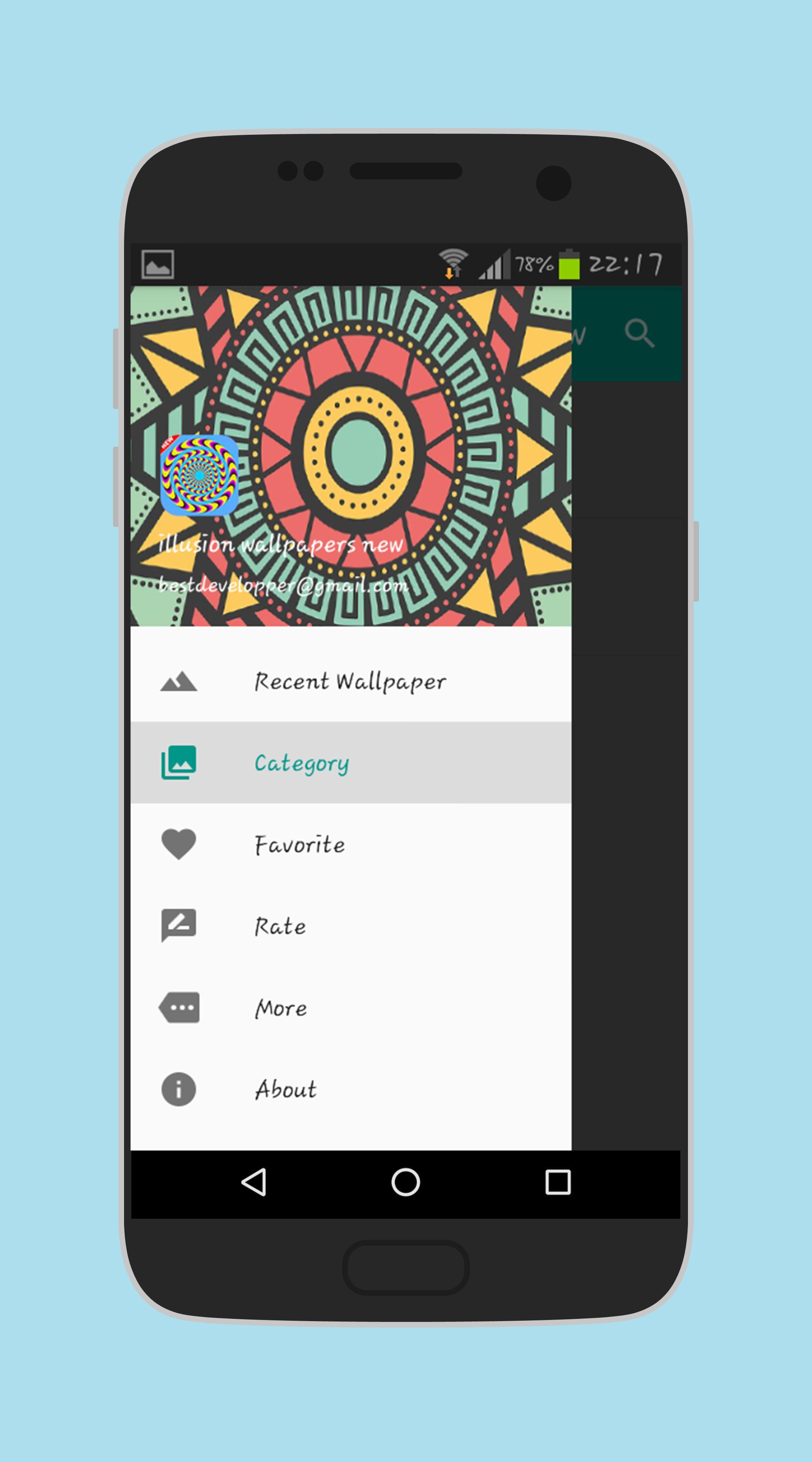 Fondos Pantalla Ilusión Optica For Android Apk Download