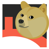 Jumping Doge icon
