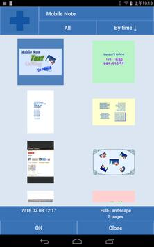 Mobile Note Free poster