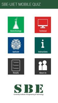 Mobile Quiz poster