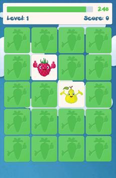 Frutas jogo para crianças apk imagem de tela